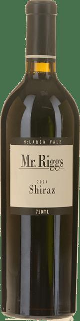 MR. RIGGS Shiraz, McLaren Vale 2001