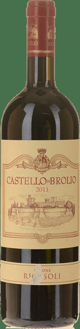 RICASOLI Castello di Brolio, Chianti Classico 2011