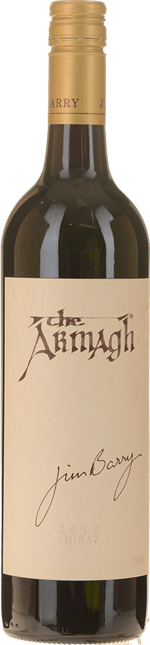 JIM BARRY WINES The Armagh Shiraz, Clare Valley 2010