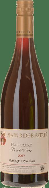 MAIN RIDGE ESTATE Half Acre Pinot Noir, Mornington Peninsula 2017