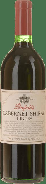 PENFOLDS Bin 389 Cabernet Shiraz, South Australia 1993