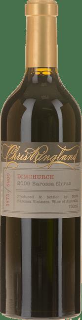 CHRIS RINGLAND Dimchurch Shiraz, Barossa Valley 2009