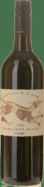 DEVIL'S LAIR WINES Cabernet Blend, Margaret River 2005