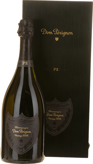 MOET & CHANDON Dom Perignon P2 Second Plenitude, Champagne 1998