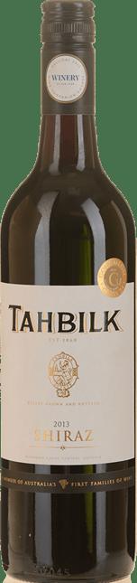 TAHBILK WINES Shiraz, Nagambie Lakes 2013