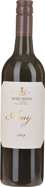 MOSS WOOD Amy's Cabernets, Margaret River 2014