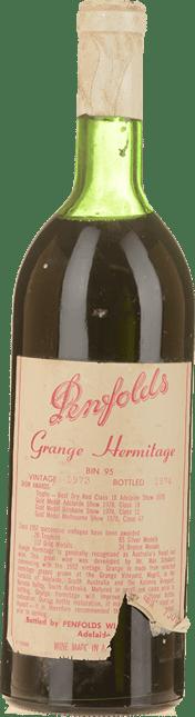PENFOLDS Bin 95--Grange Shiraz, South Australia 1973