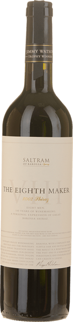 SALTRAM The Eighth Maker Shiraz, Barossa Valley 2002