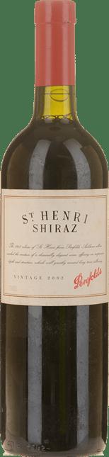 PENFOLDS St. Henri Shiraz, South Australia 2002