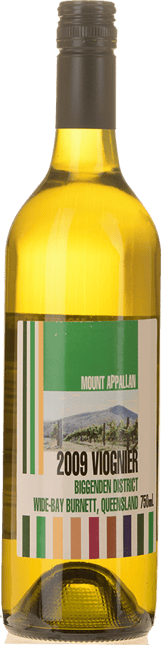 MOUNT APPALLAN Viognier, Biggenden 2009