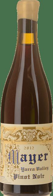 MAYER Pinot Noir, Yarra Valley 2012