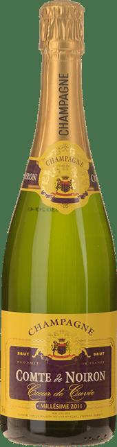 COMTE DE NOIRON Coeur De Cuvee, Champagne 2011
