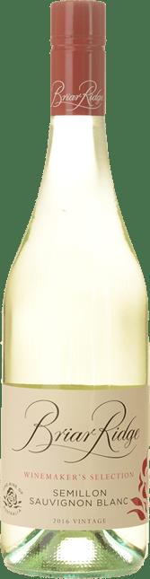 BRIAR RIDGE VINEYARD Winemaker's Selection Semillon-Sauvignon Blanc, Hunter Valley-Orange 2016