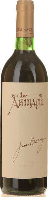 JIM BARRY WINES The Armagh Shiraz, Clare Valley 1998