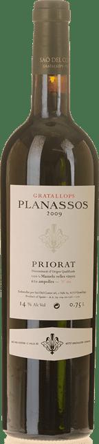 SAO DEL COSTER Gratallops Planassos, Priorat 2009