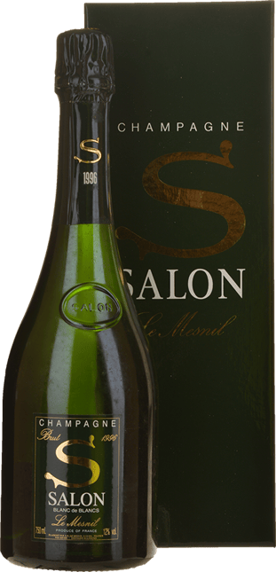SALON Le Mesnil Blanc de Blancs, Champagne 1996