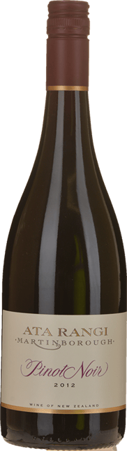ATA RANGI Pinot Noir, Martinborough 2012