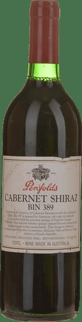 PENFOLDS Bin 389 Cabernet Shiraz, South Australia 1994