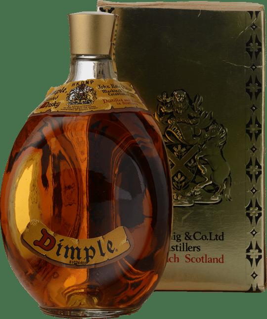 HAIG Dimple Old Blended Scotch Whisky 1970's Bottling, Scotland NV