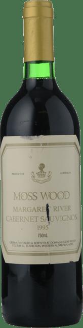 MOSS WOOD Moss Wood Vineyard Cabernet Sauvignon, Margaret River 1995