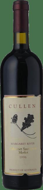 CULLEN WINES Cabernet Merlot (Now Diana Madeline - Pre 2001), Margaret River 1996