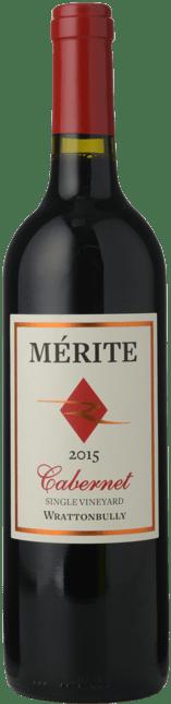 MERITE WINES Cabernet, Wrattonbully 2015