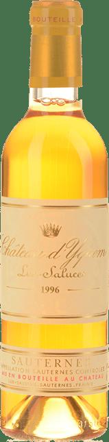 CHATEAU D'YQUEM 1er cru superieur, Sauternes 1996