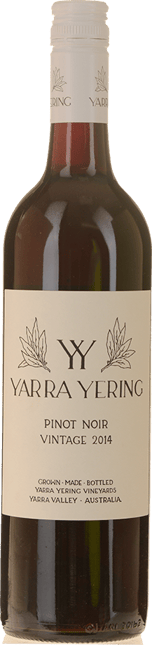 YARRA YERING Pinot Noir, Yarra Valley 2014