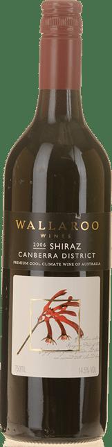 WALLAROO Shiraz, Canberra District 2006