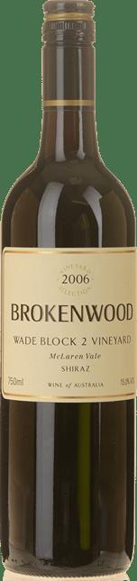 BROKENWOOD WINES Wade Block 2 Shiraz, McLaren Vale 2006