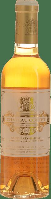 CHATEAU COUTET 1er cru classe, Sauternes-Barsac 2009