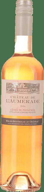 CHATEAU DE L'AUMERADE, Cotes de Provence 2014