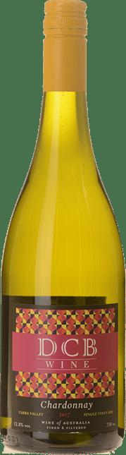 DCB WINES Single Vineyard Chardonnay, Yarra Valley 2017