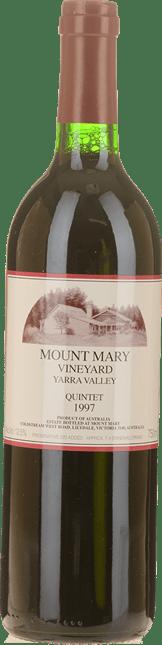 MOUNT MARY Quintet Cabernet Blend, Yarra Valley 1997