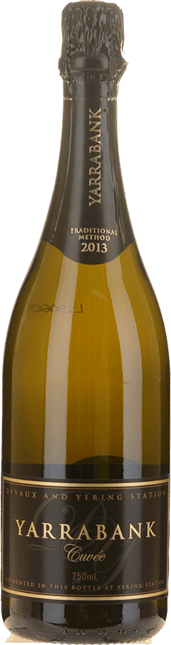 YARRABANK Traditional Method Brut Cuvee, Yarra Valley 2013