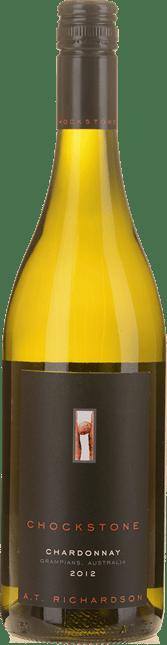 A.T.RICHARDSON WINES Chockstone Chardonnay, Grampians 2012