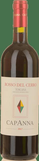 CAPANNA Rosso del Cerro , Toscana IGT 2017