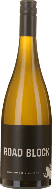 HODDLES CREEK Road Block Chardonnay, Yarra Valley 2018