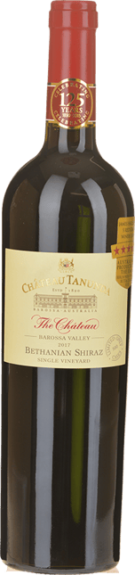 CHATEAU TANUNDA The Chateau Bethanian Shiraz, Barossa Valley 2017