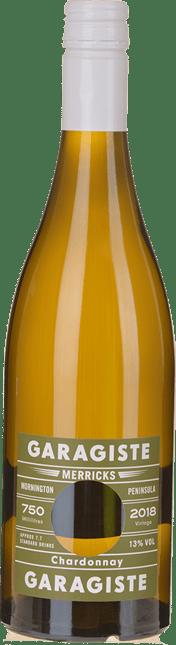 GARAGISTE Merricks Chardonnay, Mornington Peninsula 2018