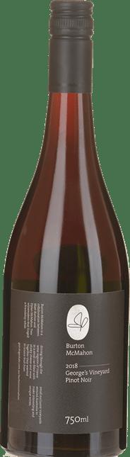 BURTON MCMAHON George's Vineyard Pinot Noir, Yarra Valley 2018