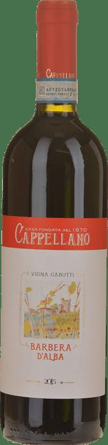 CAPPELLANO Vigna Gabutti, Barbera d'Alba DOC 2015