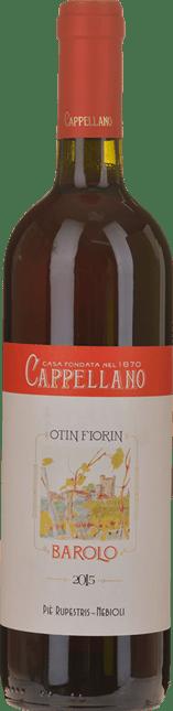 CAPPELLANO Otin Fiorin Pie Rupestris-Nebioli, Barolo DOCG 2015