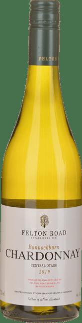 FELTON ROAD Bannockburn Chardonnay, Central Otago 2019