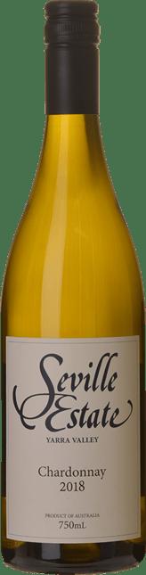 SEVILLE ESTATE Chardonnay, Yarra Valley 2018