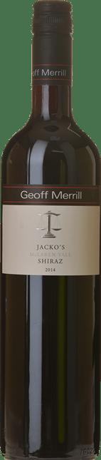 GEOFF MERRILL Jacko's Blend Shiraz, McLaren Vale 2014