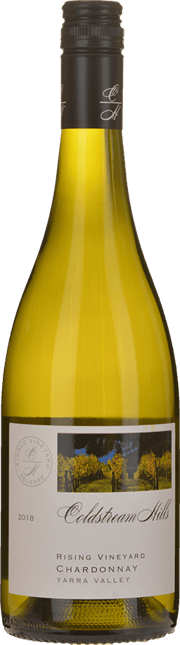 COLDSTREAM HILLS Rising Vineyard Chardonnay, Yarra Valley 2018