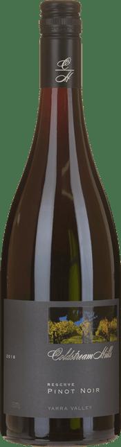 COLDSTREAM HILLS Reserve Pinot Noir, Yarra Valley 2018