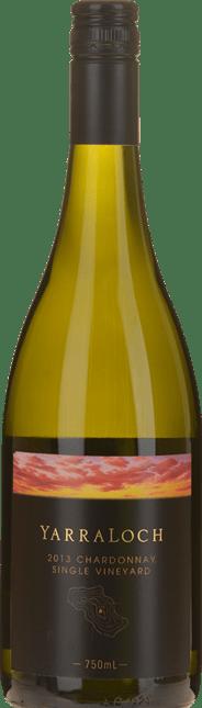 YARRALOCH Single Vineyard Chardonnay, Yarra Valley 2013