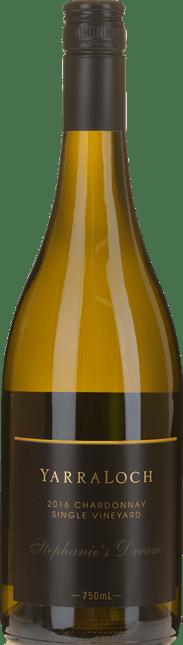 YARRALOCH Stephanie's Dream Chardonnay, Yarra Valley 2016
